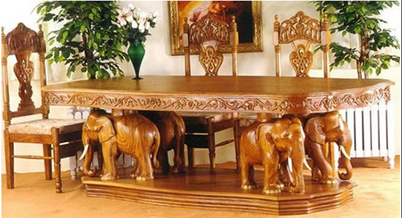 dinning tables newnakshi furnitures